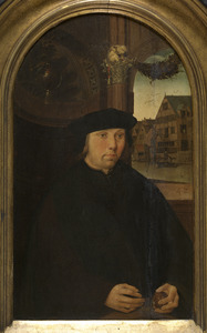 Portret van Dirck Ottens Meerburg (....-....)