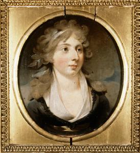 Portret van Maria Wilhelmina Susanna van Outhoorn (1777-1823)