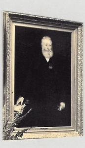 Portret van Franciscus Johannes Pompe (1815-1884)