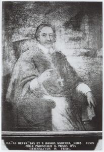Portret van Johan Knijf (....-1576)