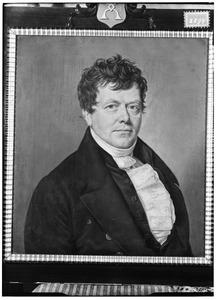 Portret van Jacob Diederik Coenen (1778-1835)