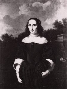 Portret van Johanna de Geer (1627-1691)