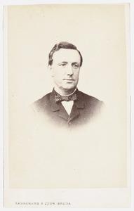 Portret van Cornelis Marinus de Bruyn Kops (1829-1885)
