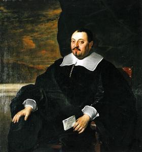 Portret van Adriaen van Ginderdeuren (?-1647)