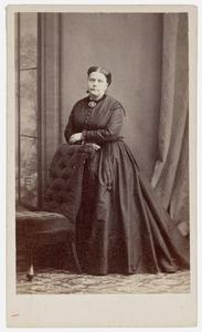 Portret van Conradine Wyborgh