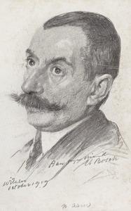 Portret van Etienne Bosch (1863-1933)