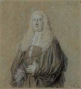 Portret van Cornelis Hop (1685-1762)