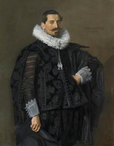 Portret van Jacob Pietersz. Olycan (1596-....)