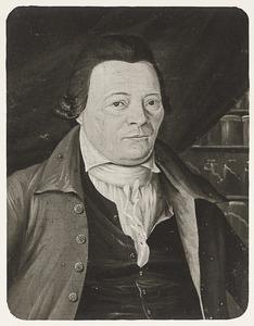 Portret van Christiaan Essenbrugge (1736-?)