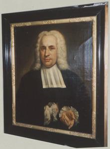 Portret van Everardus Jacobus van Wachendorff (1703-1758)
