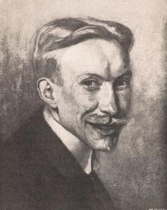 Portret van Laurent Henri Verwey van Udenhout (1884-1913)