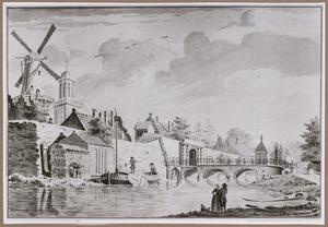 Tolsteegpoort te Utrecht