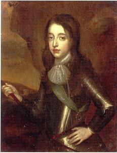 Portret van stadhouder-koning Willem III (1650-1702) als kind