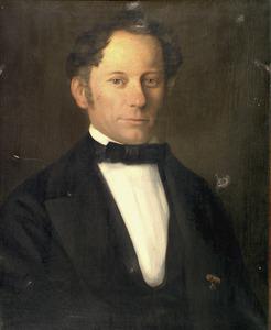 Portret van Hendrik Cornelis van Deinse (1806-1866)