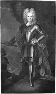 Portret van Frederik Christiaan van Reede van Ginkel (1668-1719)