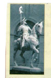 De dolende ridder (Chevallier errant)