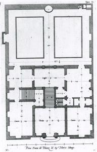 Palazzo Campanella: Grondplan