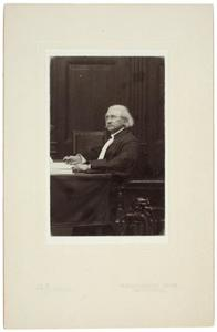 Portret van Cornelis Frans Adolf Knijff (1840-1907)