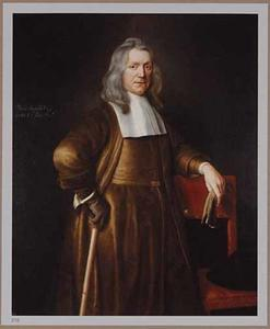 Portret van een man, geheten Thomas Knatchbull Esq. (?-?), broer van Sir Norton Knatchbull, 1st Baronet (1602-1685)