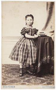 Portret van Elisabeth Johanna Wilhelmina van Oordt (1852-1915)