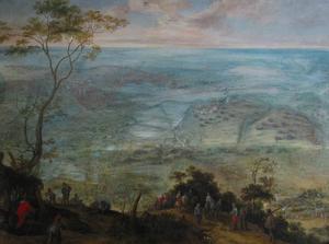 Het beleg van Saint-Omer, 1638