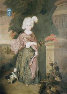 Portret van Govert van Persijn