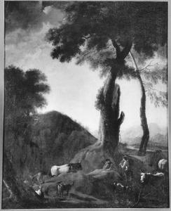 Landschap met Mercurius en Argus (Metamorfosen 4:769-803)