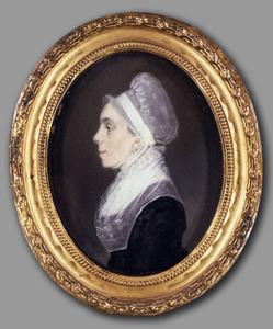 Portret van Louise le Brun (1765-1839)