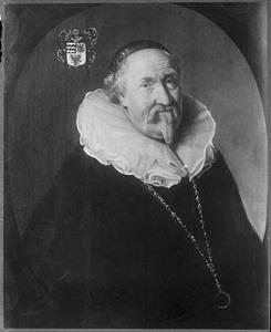 Portret van Jacob de Wijs ( -1651)