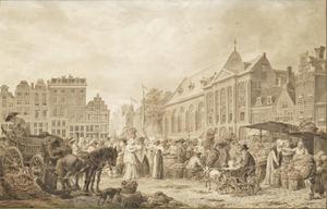 Nieuwemarkt in Rotterdam