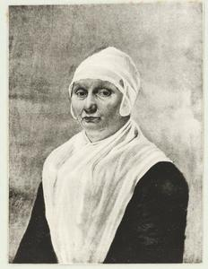 Portret van Gerritje Gerritse (1711-1780)