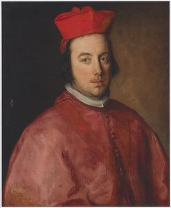 Portret van Luis Manuel Fernández de Portocarrero y de Guzman (1635-1709), kardinaal-aartsbischop van Toledo