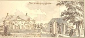 Huis Ressen, gemeente Bemmel