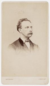 Portret van J.G.W.H. van Sytzama