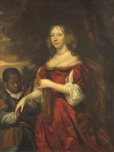 Portret van Margaretha van Raephorst (1625-1690)