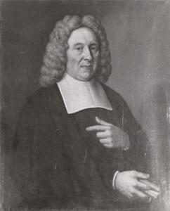 Portret van Henricus Nahuys (1656-1722)
