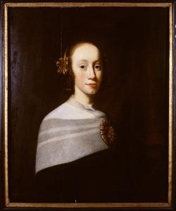 Portret van Agneta van de Graaff (1650-1683)
