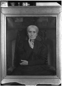 Portret van Sophia Anna Voorduin (1827-1914)