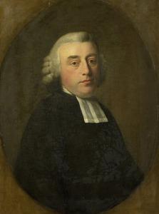 Portret van Anthonius Kuyper (1743-1822)