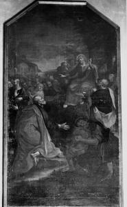 De bergrede (Matteüs 5-7)
