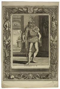 Portret van Floris II 'de Vette' van Holland ( -1122)