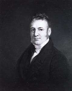 Portret van waarschijnlijk Reinier Otto Hendrik van Manen (....-1855)