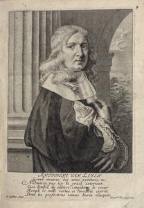 Portret van Antoine van Leyen (1628-1686)