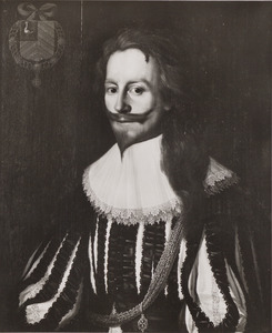 Portret van Volckert Teding van Berkhout (1597-1632)