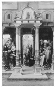 Christus en de schriftgeleerden