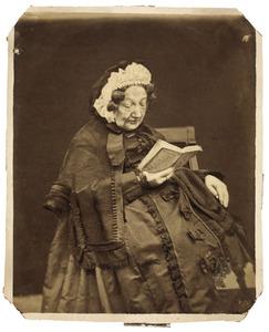 Portret van Maria Constance Françoise de Bosset (1794-1879)