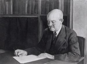 Portret van Herman Jacques Jordan (1877-1943)