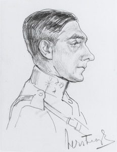 Portret van Versteegh