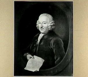 Portret van Jan Hudde Dedel (1702-1777),