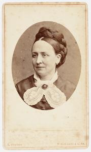 Portret van Louise Maria Antonia Kalff (1838-1919)